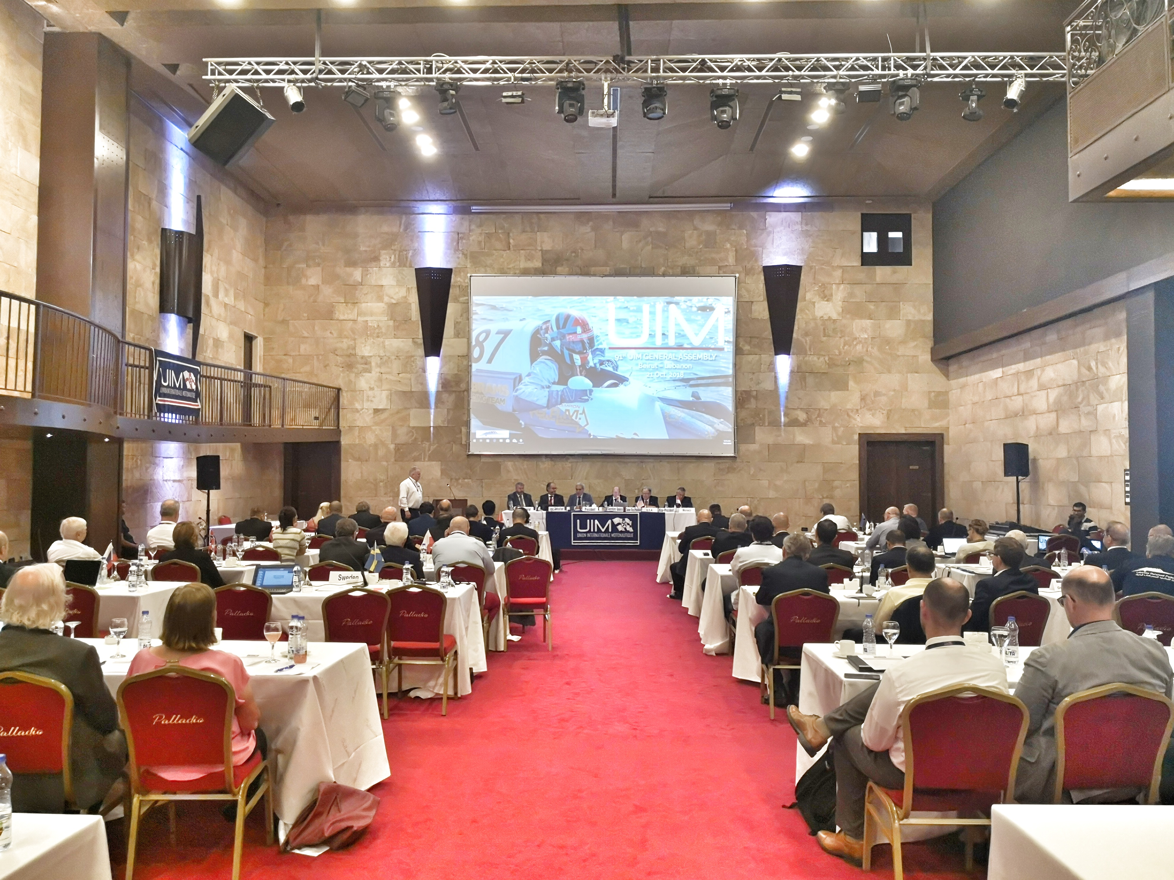 Portugal alcança mais 4 lugares nos órgãos da UIM