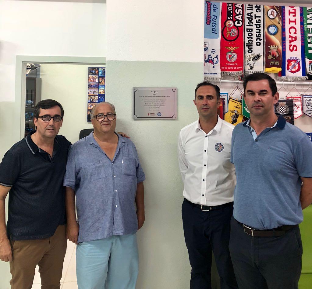 Associação Amigos Abeira Douro inaugurou nova sede