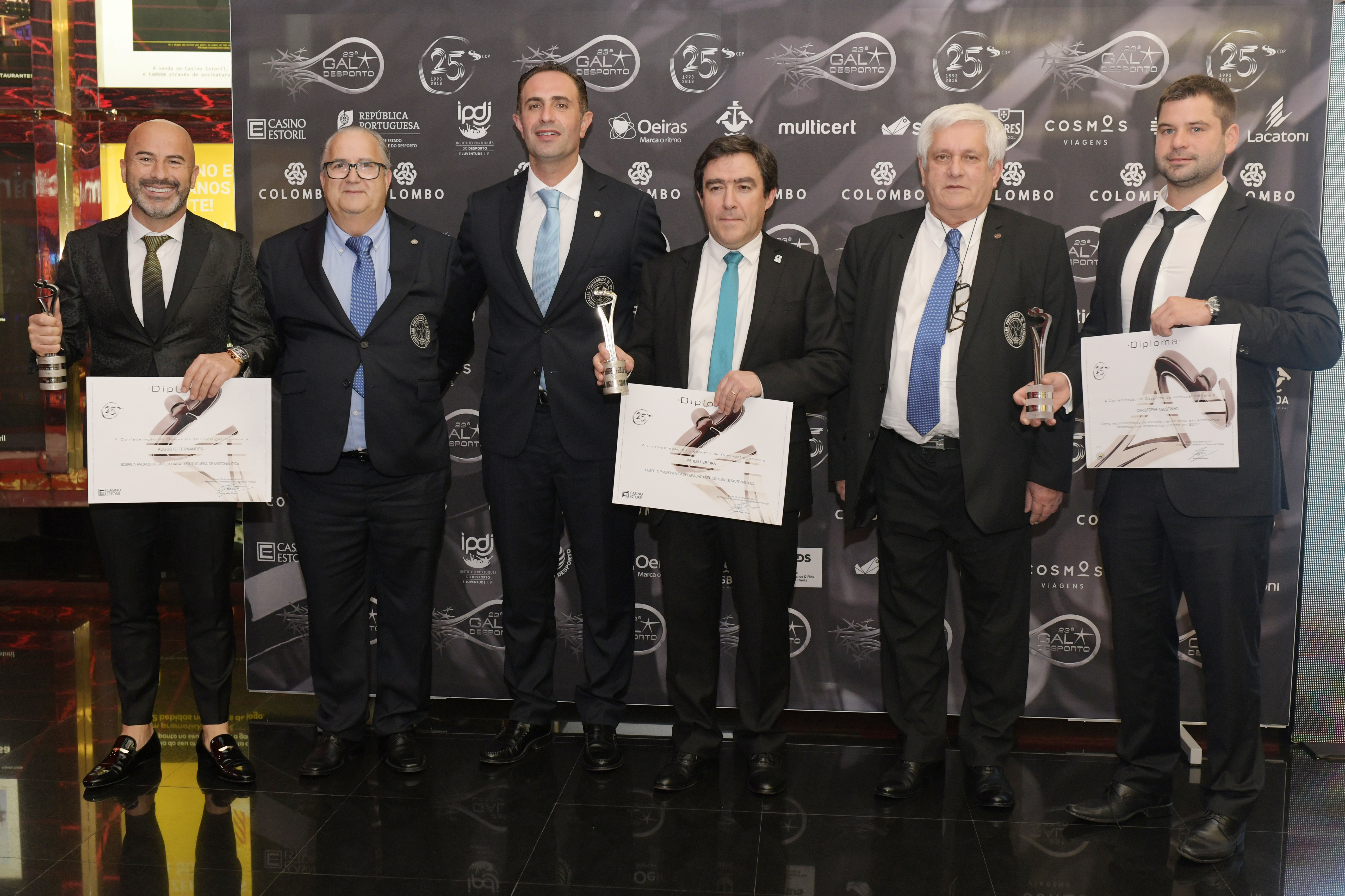 Gala do Desporto 2019 – Casono do Estoril