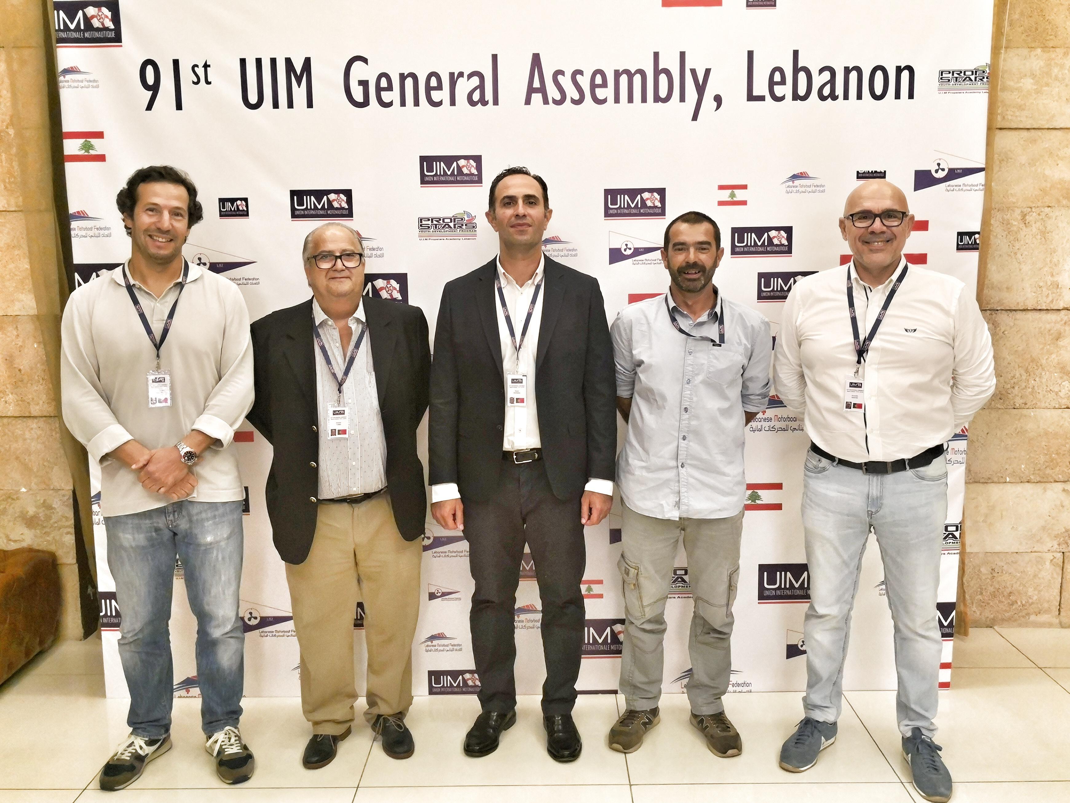 FPM presente com ambição