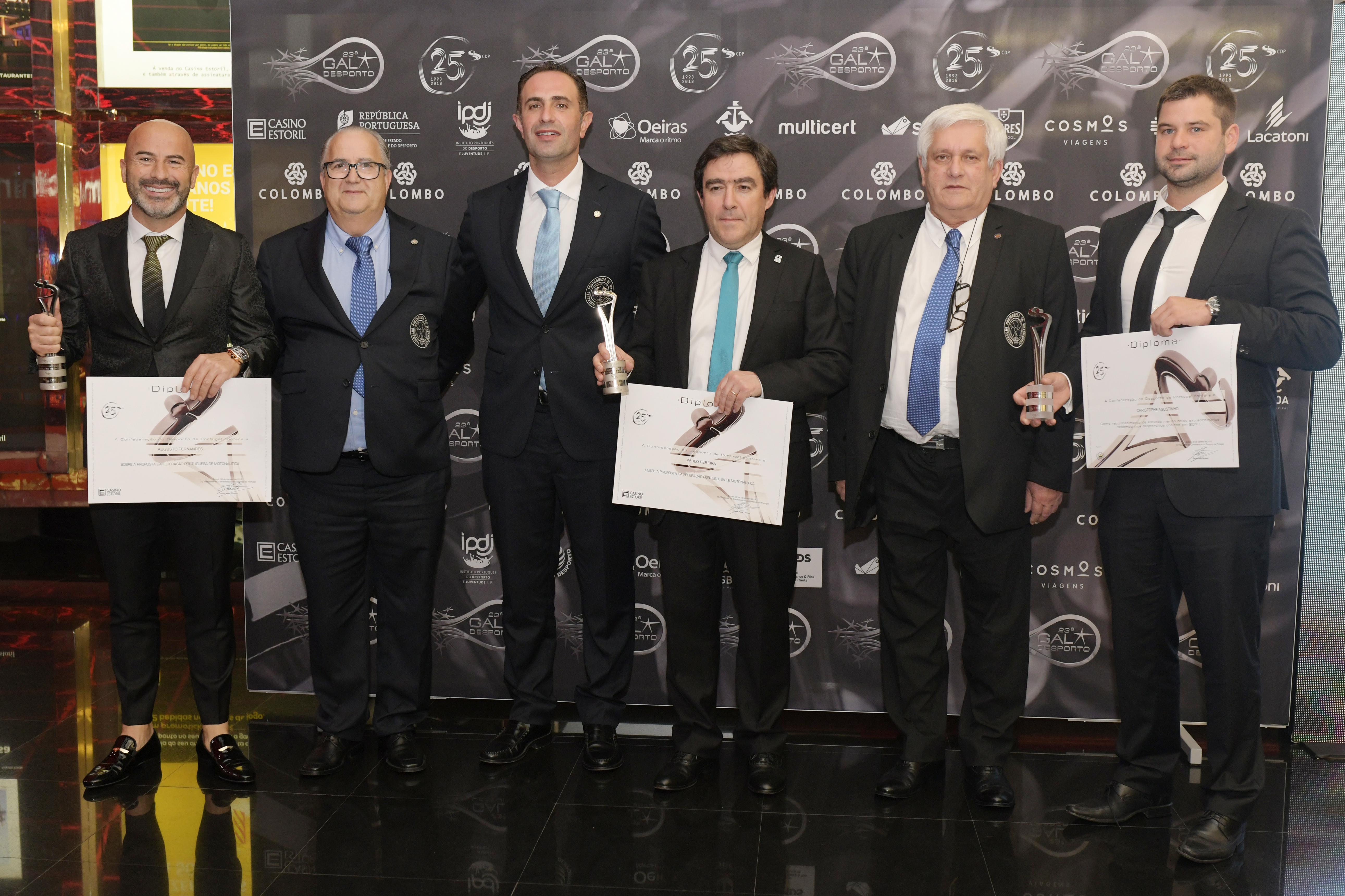 Gala do Desporto 2019 – Casono do Estoril